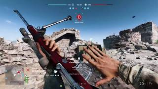 THE ONE GUN THAT EVERYONE FORGOT ABOUT (POST PATCH) - BATTLEFIELD 5 GAMEPLAY