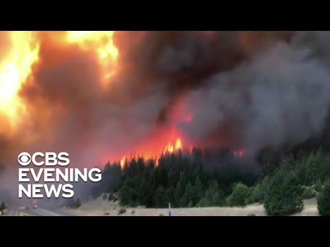 California fire fighting agency says it is running out of money