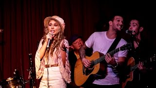"Haley Reinhart ""Sitting on the Dock of the Bay"" Hotel Cafe (Original Audio)"