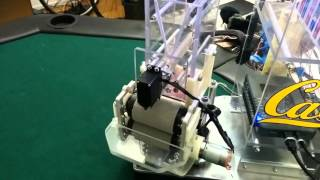 Automated Card Dealer - UC Berkeley Mech. Engineering Senior Project