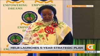 CS Amina Mohamed: HELB estimated to fund 90,688 students for universities; 262,764 for TVETs in 2019