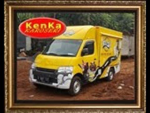 Mobil Toko Dan Truck Cafe Youtube