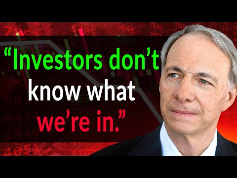 Ray Dalio's 3 Concerns With The Stock Market