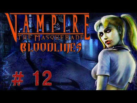 Vampire The Masquerade Bloodlines - Епископ Вик