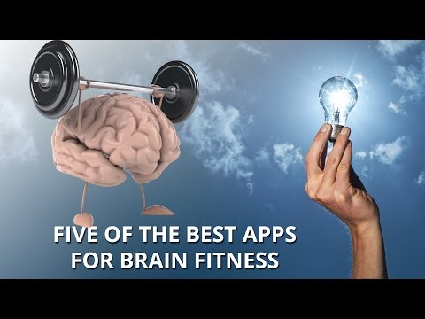 Five Of The Best Apps For Brain Fitness