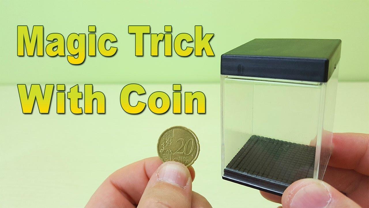 easy beginner coin tricks