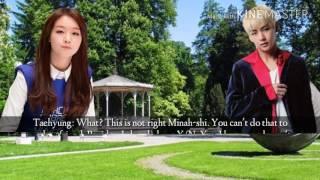 BTS KIM TAEHYUNG FF [Destiny - Part 3]