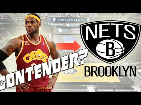 Can Lebron James Turn The Brooklyn Nets Into A Contender?  | NBA 2K17