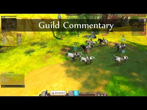 Alicia Online Guild Commentary #4 (Part 1)