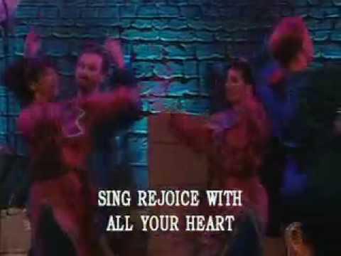 Voz de Jubilo - Roni Roni - Shouts Of joy Bat Zion - paul wilbur