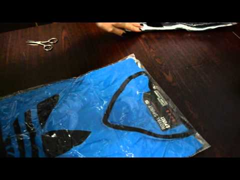 3 футболки Adidas с Aliexpress