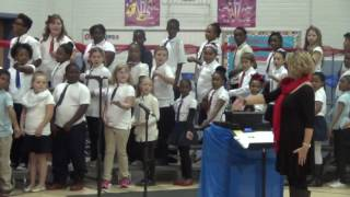 Veterans Day 2016 in Wicomico Schools