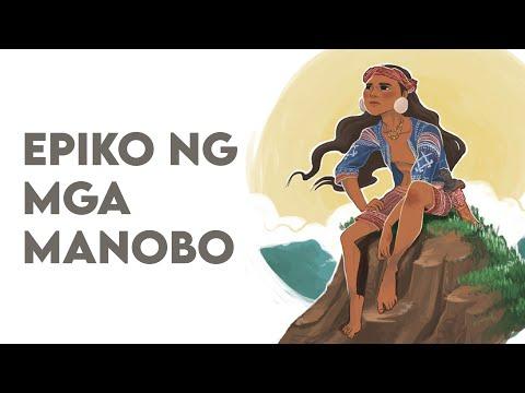 Epiko ng Manobo - YouTube