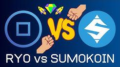 RYO vs SUMOKOIN 2019 | PRIVACY COINS | ALTCOIN REVIEWS | CRYPTO GEMS | TRADEOGRE SEASON 💥
