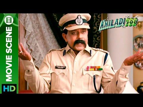 Mithun Chakraborty  Khiladi 786  Best Comedy