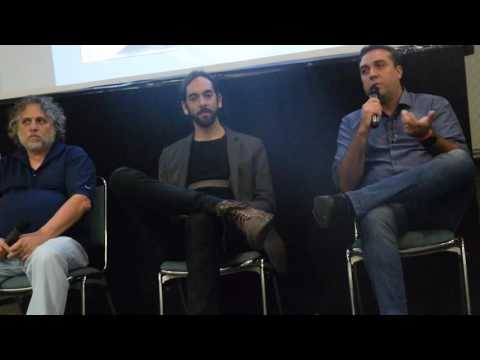 VRLA Panel uSens Presents Input and Tracking w. Steven Schkolne