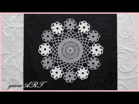 Lace Doily Crochet