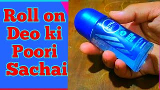 Nivea fresh active roll on deo full review review guru india in hindi