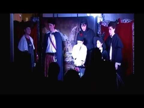 Macbeth:  The Tragic, Dramatic, Musical Comedy