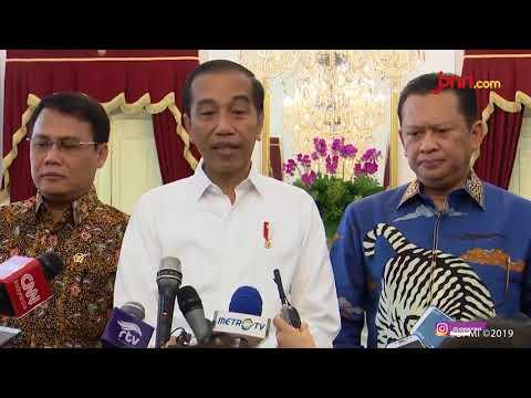 Jokowi Pesan Agar Pelantikannya Sederhana Saja