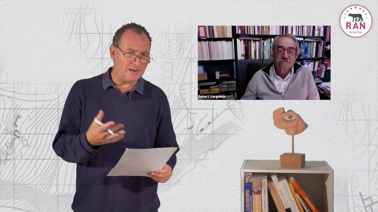RDV PRO : Aux origines de la 3D / Archéologie et numérique
