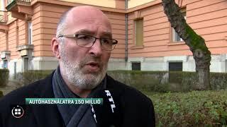 Autóhasználatra 150 milliót költött a Józsefvárosi önkormányzat előző fideszes vezetése 19-12-08