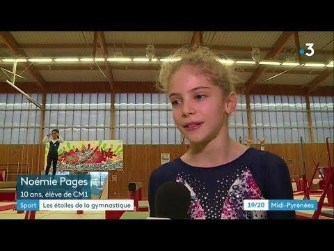 GAF Perf sur France 3