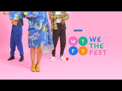 WE THE FEST 2019 - #WTF19 Phase 2 Lineup Mp3