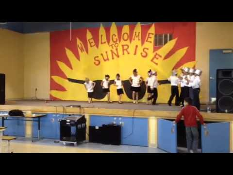 Mrs. Rueda 2nd grade talent show performance 2013-2014