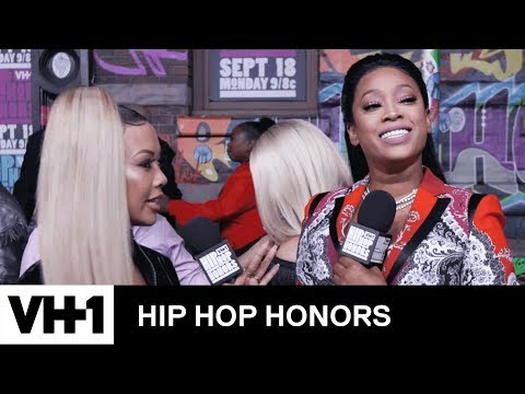 Download Youtube: Trina Dressed Like Salt-N-Pepa In the 90's | Hip Hop Honors: The 90's Game Changers