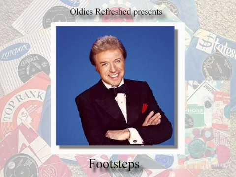 Footsteps - Steve Lawrence - Oldies...
