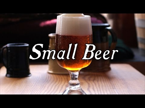 What Is Small Beer? - Q&A