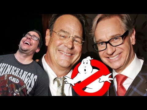 Dan Aykroyd Blasts Paul Feig for Ghostbusters Flop