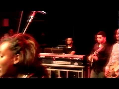 """Let Us Worship"" Tye Tribbett in Boston at Berklee College of Music"