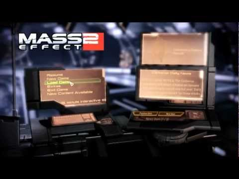 Mass Effect 2: Genesis Intro Let play