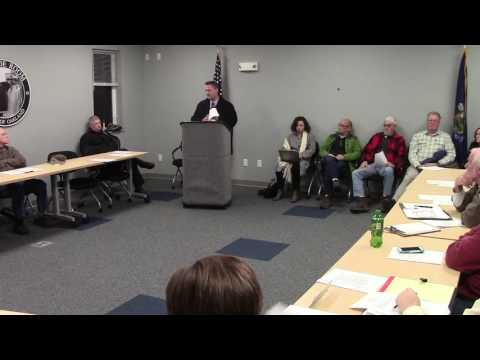 12/14/16 Oakland Council Meeting Part 1