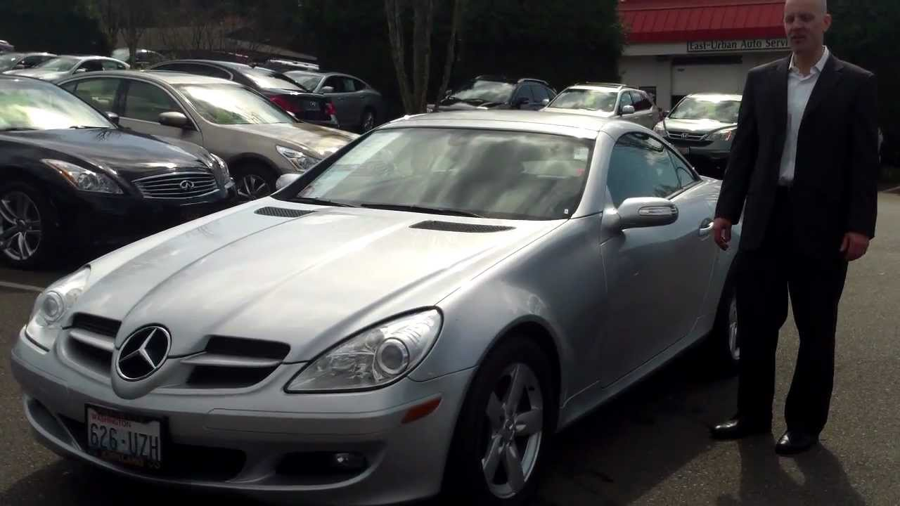 Mercedes slk 280 review