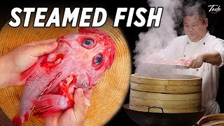 The Tastiest Steamed Fish You'll Ever Eat • Taste The Chinese Recipes Show
