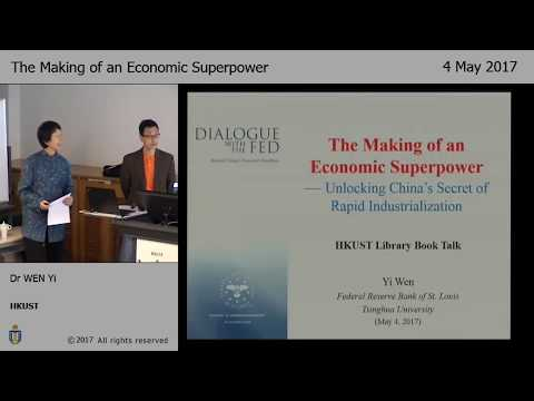The making of an economic superpower: unlocking China's secret of rapid industrialization
