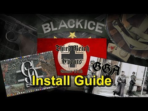 Black ICE Install Guide