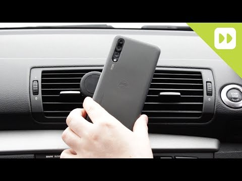 Official Huawei P20 / P20 Pro Car Case Review