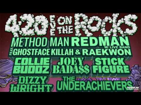 420 Eve on the Rocks: Method Man & Redman