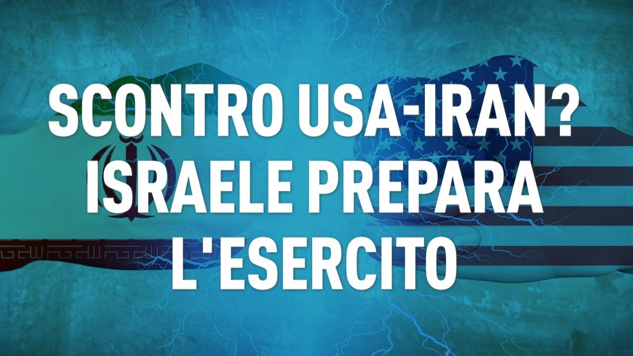 PTV News - 03.07.19 - Scontro Usa Iran? Israele prepara l'esercito