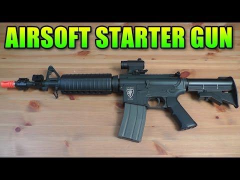 Airsoft Elite Force M4 Carbine Review: Excellent Beginner Gun