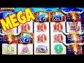 MEGA BIG WIN ON 50 CENTS!!! ★ LONGHORN DELUXE ★ Slot Machine Bonus
