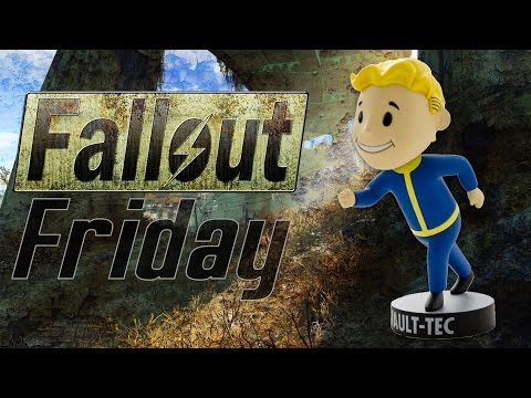 Fallout 4 Friday - Fallout 4 release date rumours and possible map size!