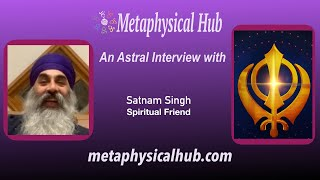 An Astral Interview with Satnam Singh