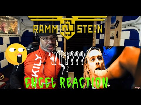 Rammstein   Engel Official Video - First Time Producer Reaction