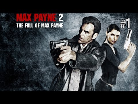 Twitch Livestream | Max Payne 2: The Fall Of Max Payne Part 1 [PC]