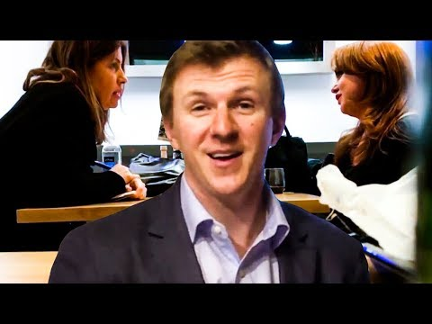 Download Youtube: CRINGE: James O'Keefe CAUGHT Trying to Set Up Washington Post (VIDEO)
